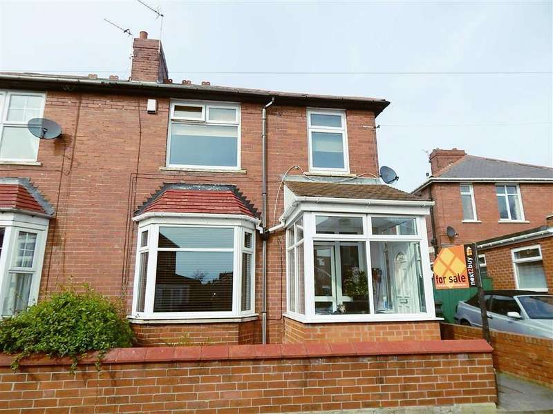 3 Bedrooms Semi Detached House for sale in The Crescent, Wallsend, Tyne And Wear, NE28
