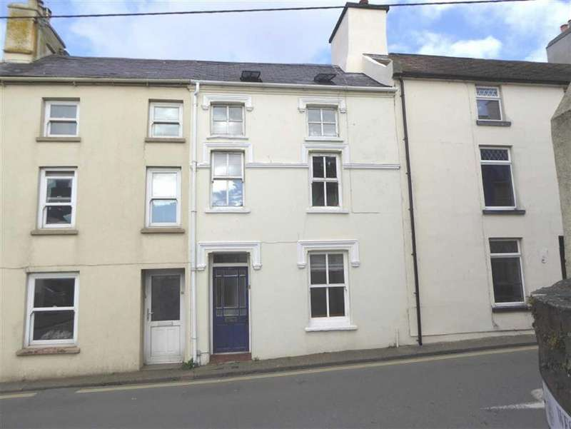 4 Bedrooms Terraced House for sale in Douglas Street, Peel, Isle of Man