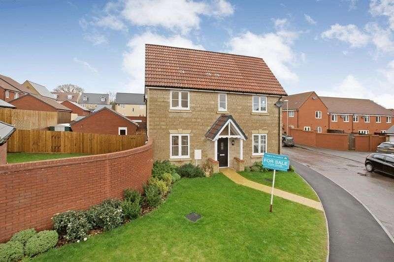 3 Bedrooms Semi Detached House for sale in Lilliana Way, Wilstock Village, Bridgwater