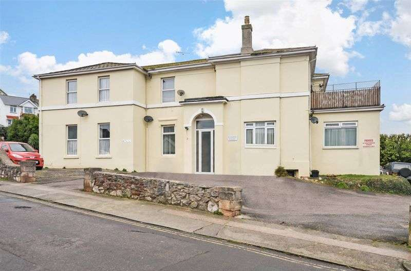 1 Bedroom Flat for sale in 2 Conway Road, Paignton
