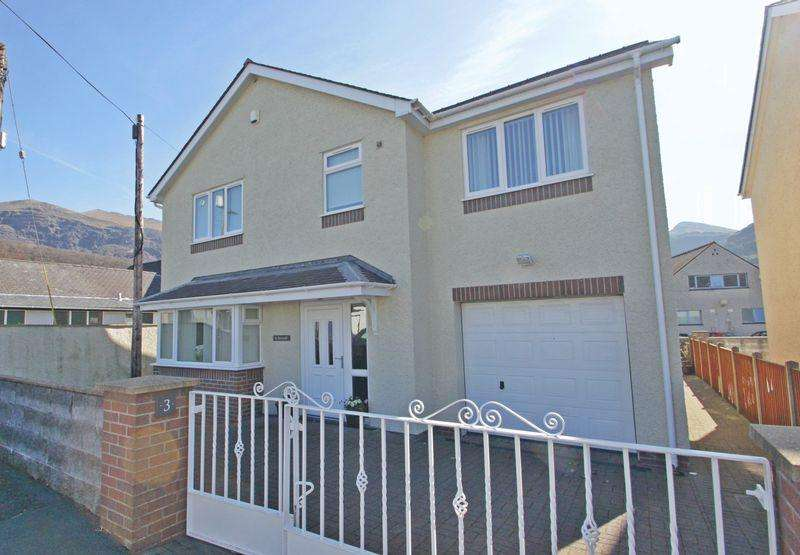 4 Bedrooms Detached House for sale in Llanberis, Gwynedd