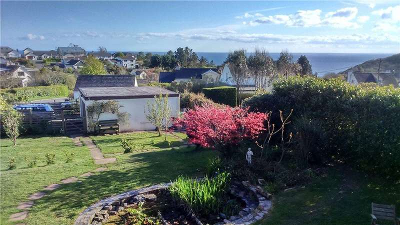 3 Bedrooms Detached House for sale in Gables, Brentfields, Polperro, Cornwall