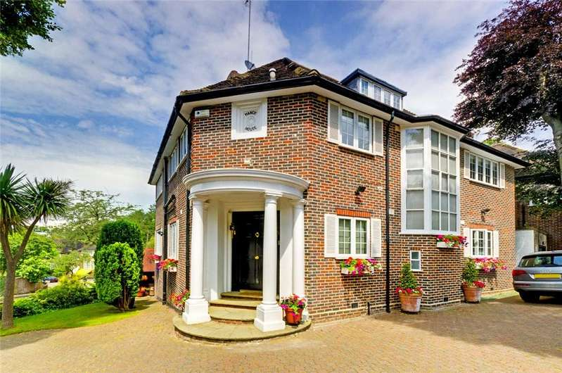 6 Bedrooms Detached House for sale in West Heath Close, Hampstead, London, NW3