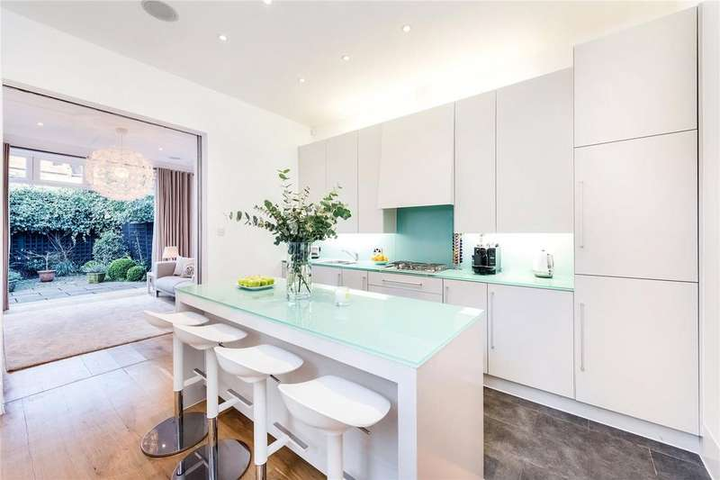 5 Bedrooms Terraced House for rent in Pleydell Avenue, Chiswick, London, W6