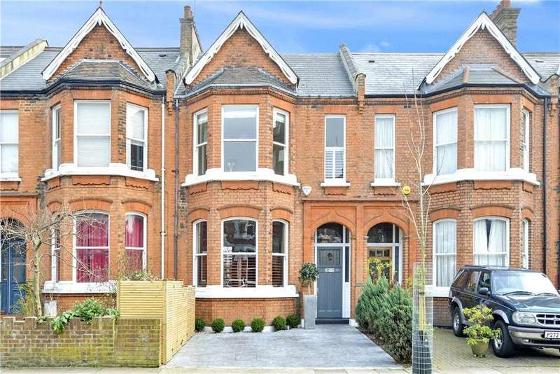5 Bedrooms Terraced House for sale in Wrentham Avenue, Queen's Park, London, NW10