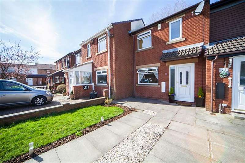 3 Bedrooms Terraced House for sale in Littondale, The Shires, Wallsend, NE28