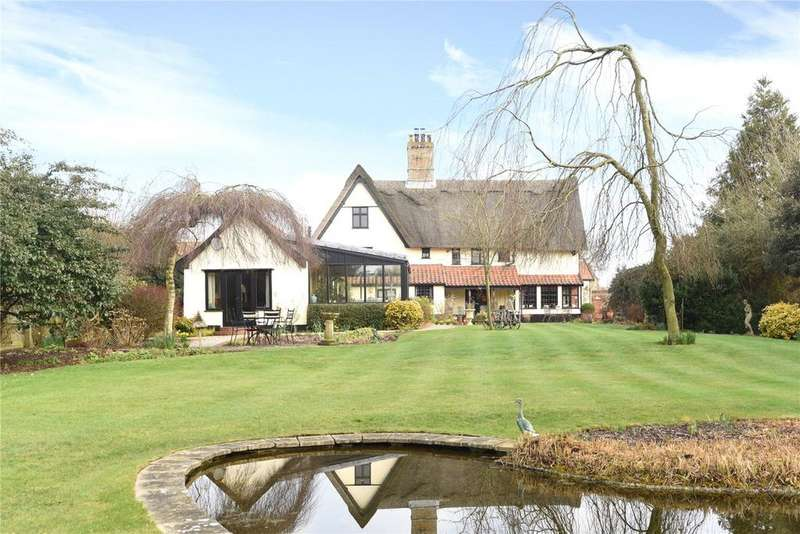 6 Bedrooms Detached House for sale in Fairstead Lane, Hempnall, Norfolk