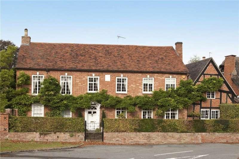 6 Bedrooms Detached House for sale in Chestnut Square, Wellesbourne, Warwick, Warwickshire, CV35