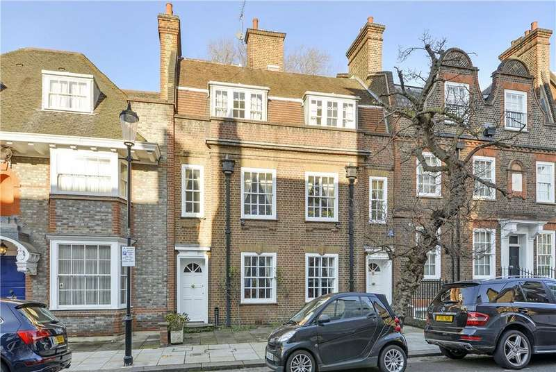 5 Bedrooms Terraced House for sale in Mulberry Walk, Chelsea, London, SW3