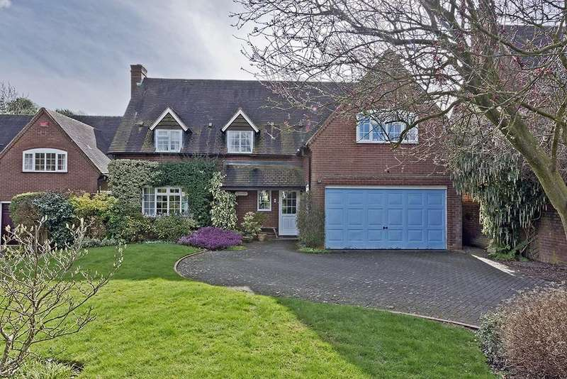 5 Bedrooms Detached House for sale in Beconsfield Close, Dorridge
