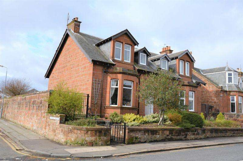 4 Bedrooms Semi-detached Villa House for sale in 80 Castlehill Road , Ayr ,KA7 2JD