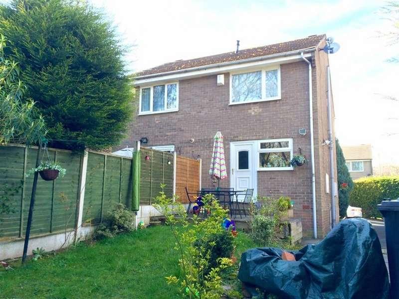 2 Bedrooms Semi Detached House for sale in Norwood Road, Birkby, Huddersfield, HD2