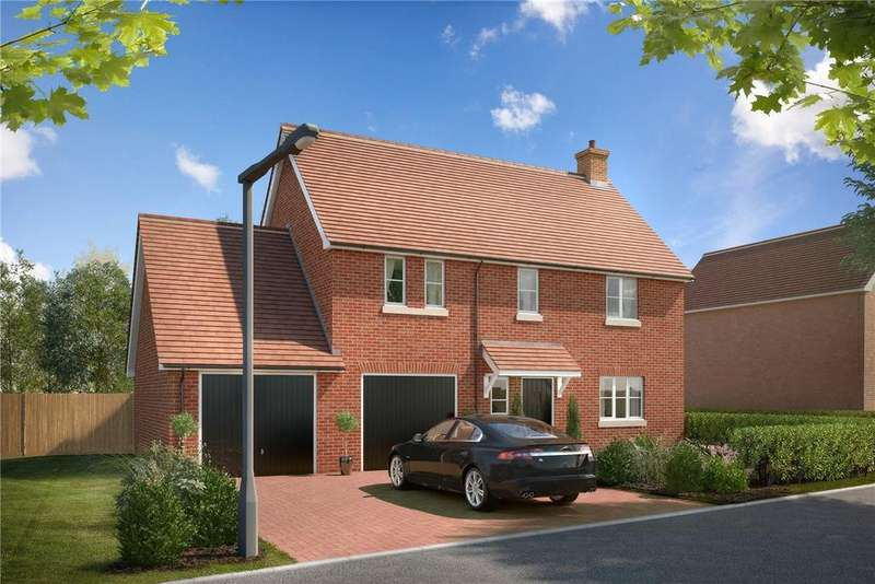4 Bedrooms Detached House for sale in Alchester Park Phase 2, 5 Falvian Close, Bicester, Oxfordshire, OX26