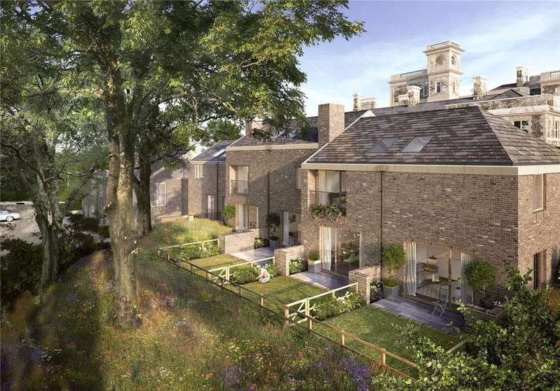 2 Bedrooms Mews House for sale in Wildernesse House, Wildernesse Avenue, Sevenoaks, Kent, TN15
