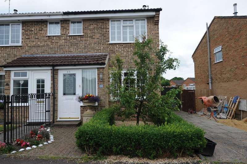 2 Bedrooms Semi Detached House for sale in The Glade, Southampton