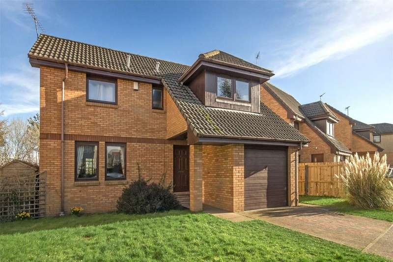 4 Bedrooms Detached House for sale in 18 Waverley Court, Bonnyrigg, Midlothian, EH19