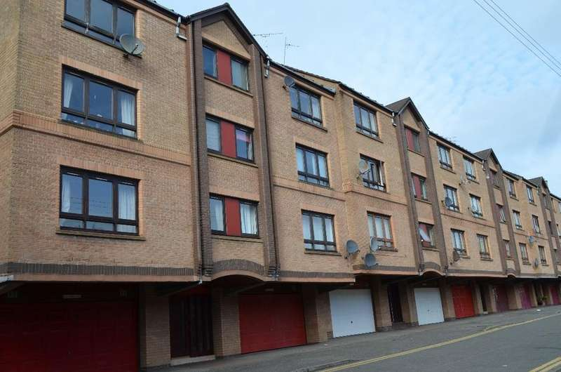 1 Bedroom Flat for sale in Baker Street, Flat 2/1, Shawlands, Glasgow, G41 3YE