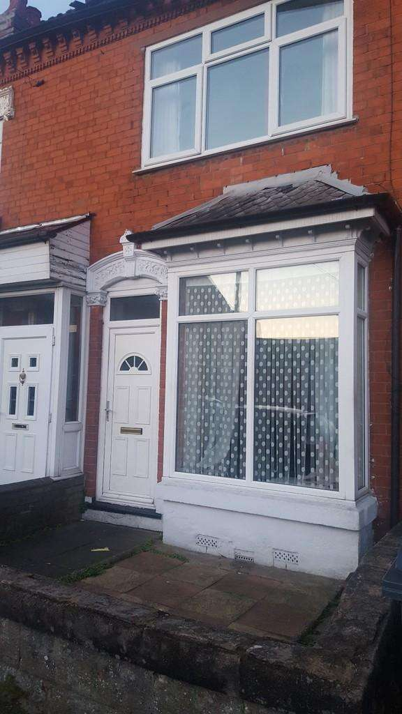 3 Bedrooms Terraced House for sale in Knowle Rd, Springfield