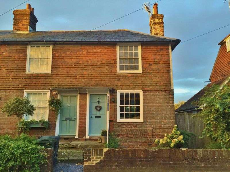 2 Bedrooms Terraced House for sale in High Street, Ticehurst