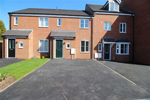 3 Bedrooms Terraced House for sale in Spring Lane, Pelsall