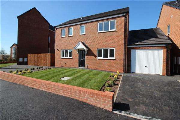 3 Bedrooms Detached House for sale in Birch Lane, Pelsall