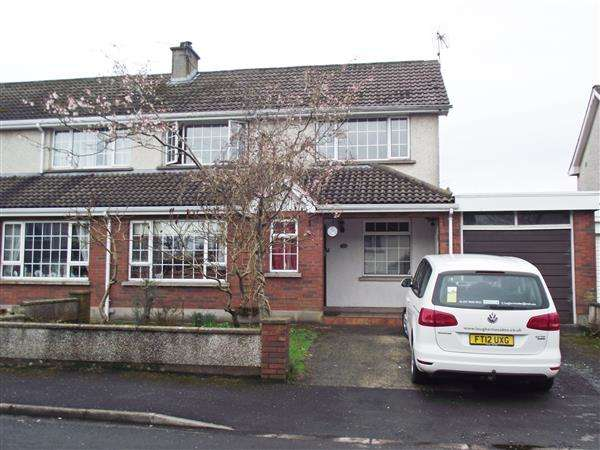 3 Bedrooms Semi Detached House for sale in 24 Cherry Walk