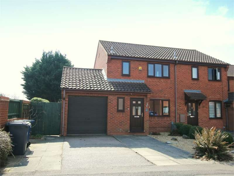 3 Bedrooms End Of Terrace House for sale in St Neots