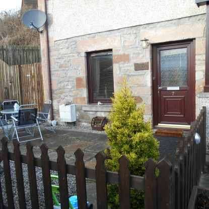 2 Bedrooms Cottage House for sale in Ussie Place, Dingwall, Ross-Shire, IV15 9PY