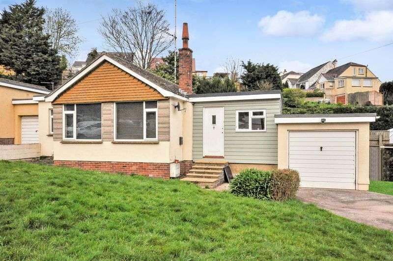 2 Bedrooms Detached Bungalow for sale in Blatchcombe Road, Paignton