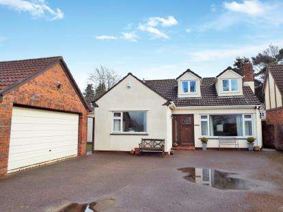 4 Bedrooms Detached House for sale in Old Gloucester Road, Frenchay, Bristol, Gloucestershire