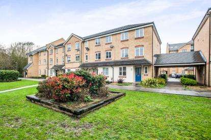 6 Bedrooms End Of Terrace House for sale in Stephenson Wharf, Hemel Hempstead, Hertfordshire