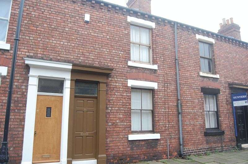 2 Bedrooms Terraced House for sale in Bute Street, Stockton-On-Tees