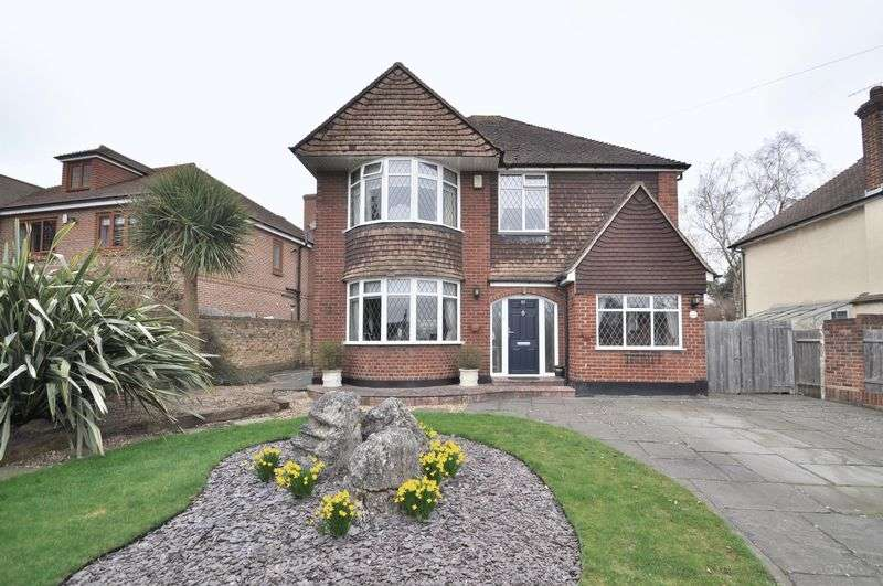 3 Bedrooms Detached House for sale in Wansunt Road, Bexley