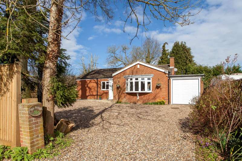 4 Bedrooms Detached Bungalow for sale in Beech Road, Tokers Green
