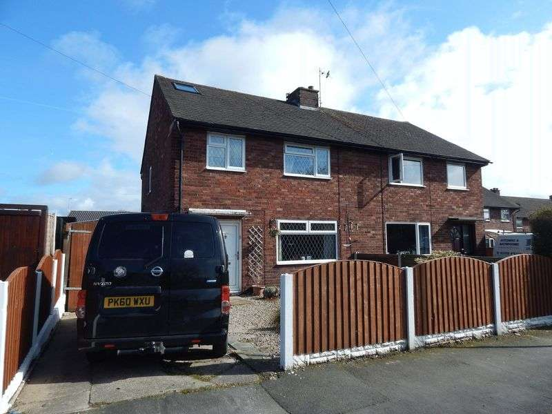 4 Bedrooms Semi Detached House for sale in Hawksbury Drive, Penwortham, Preston