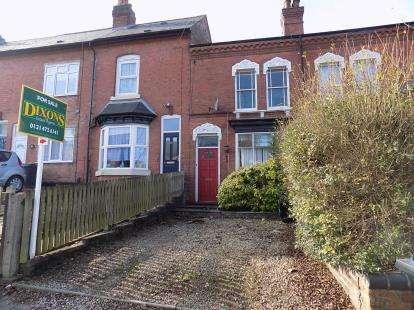 2 Bedrooms Terraced House for sale in Watford Road, Birmingham, West Midlands