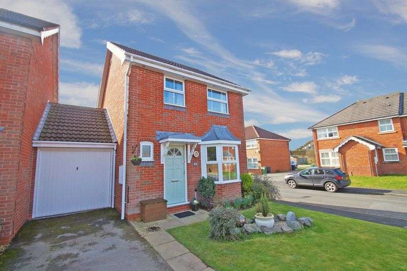 3 Bedrooms Detached House for sale in Scaife Road, Aston Fields. Bromsgrove