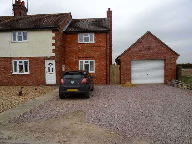 4 Bedrooms Semi Detached House for sale in Scoldhall Lane, Surfleet
