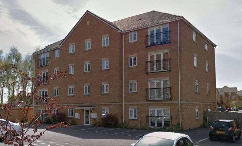 1 Bedroom Flat for sale in Wyncliffe Gardens, Pentwyn