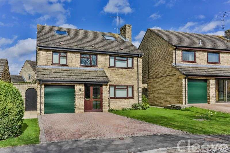 5 Bedrooms Detached House for sale in Meade King Grove, Cheltenham