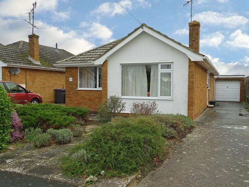 3 Bedrooms Detached Bungalow for sale in Squarey Close, Downton