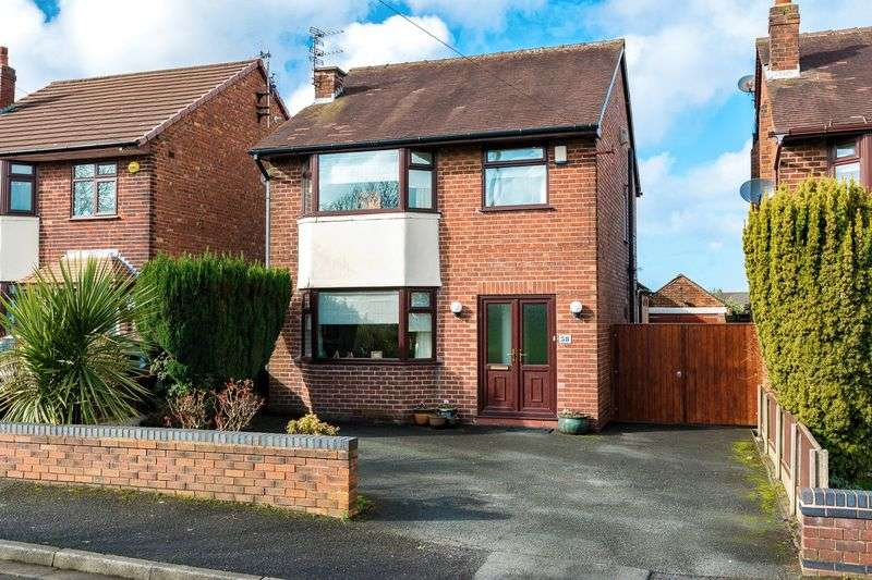 3 Bedrooms Detached House for sale in Holborn Hill, Aughton