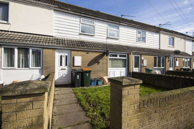 3 Bedrooms Terraced House for sale in Maesglas Avenue, Newport