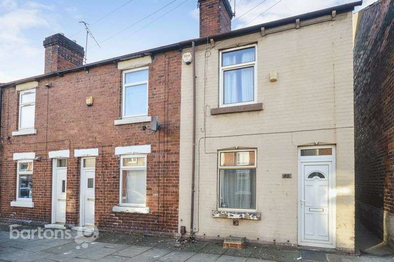 2 Bedrooms Terraced House for sale in St Johns Avenue, Rotherham
