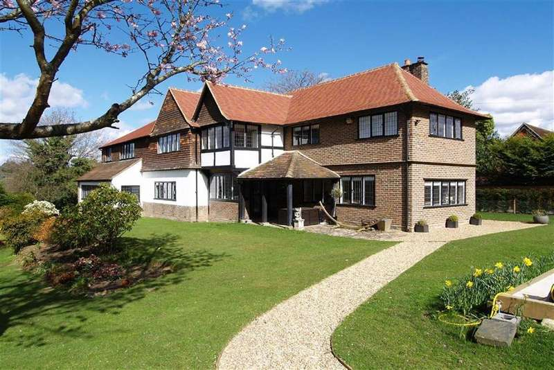 7 Bedrooms Detached House for sale in Petworth Road, Haslemere, Surrey, GU27