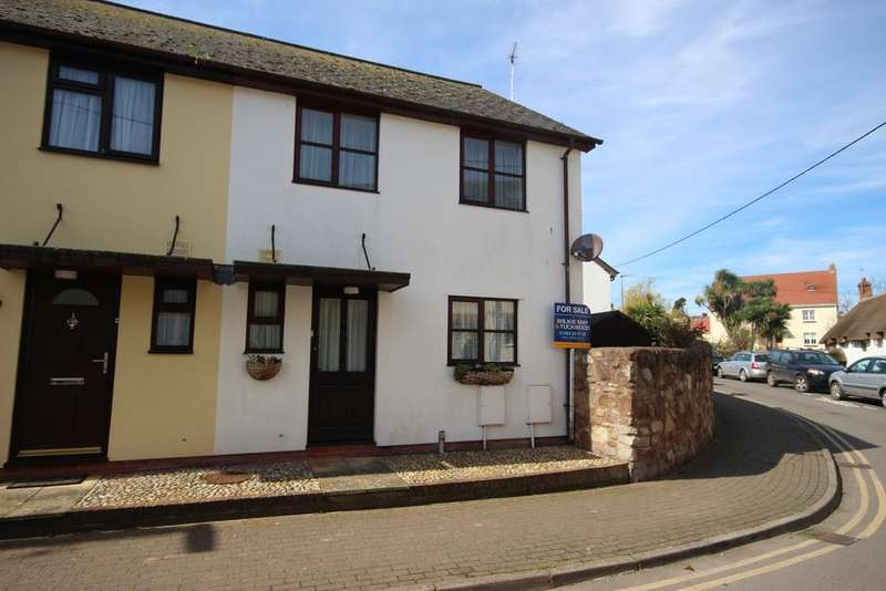 3 Bedrooms Semi Detached House for sale in Mill Court, Mill Lane, Watchet TA23