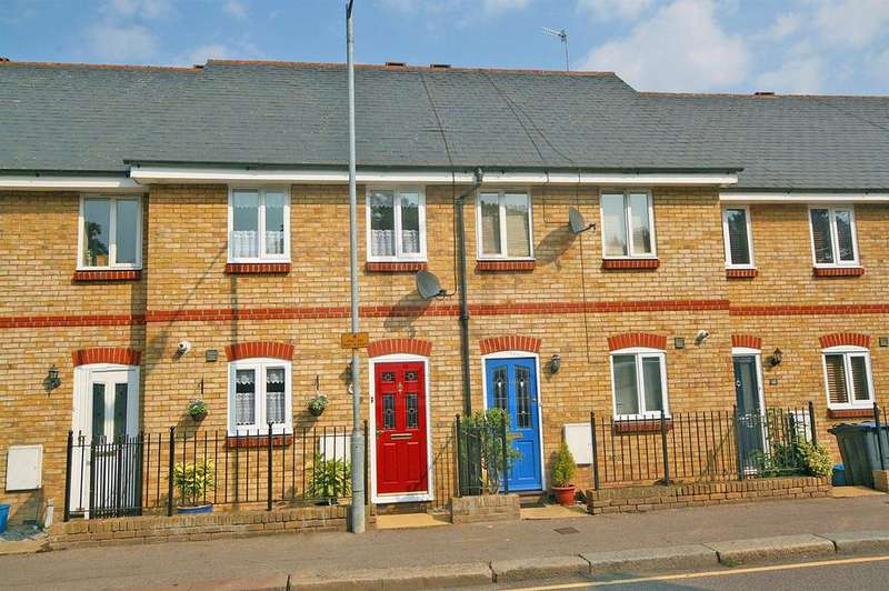 4 Bedrooms Terraced House for sale in Station Road, Ware
