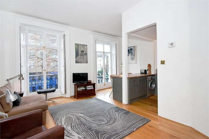 1 Bedroom Flat for sale in CLIFTON ROAD, LITTLE VENICE, LONDON