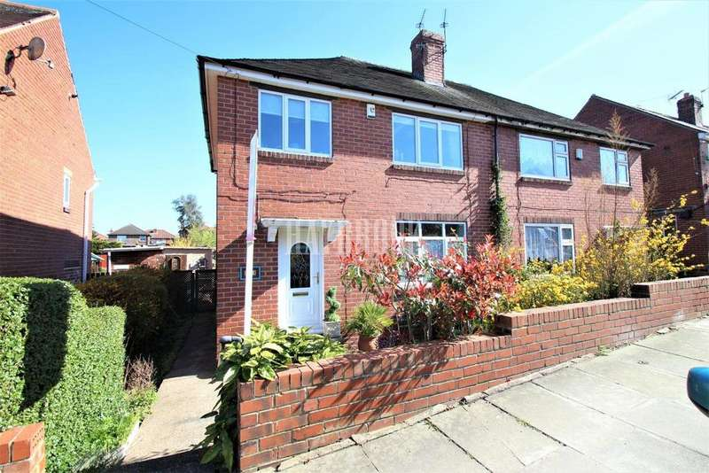 3 Bedrooms Semi Detached House for sale in Mount Pleasent Road, Wath upon Dearne