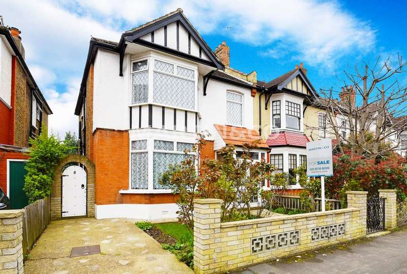 4 Bedrooms Semi Detached House for sale in Windsor Road, Wanstead